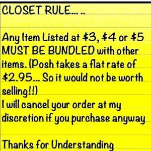 Items under $10